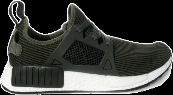 Adidas NMD Темно-зеленые