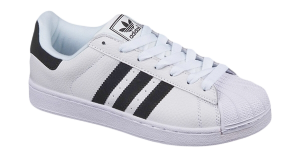 Adidas Superstar Белые