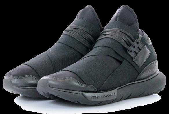 Adidas Y-3 Qasa High Черные