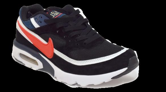 Nike Air Max 87 Черные с красным