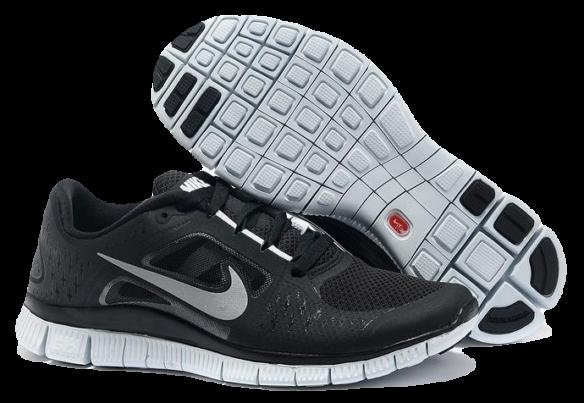 Nike Free Run 5.0 v3 Мужские Черные