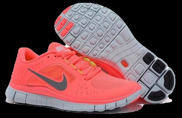 Nike Free Run 5.0 v3 Женские розовые