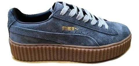 Puma Creepers by Rihanna синие