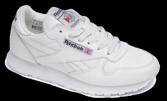 Reebok Classic Унисекс белые