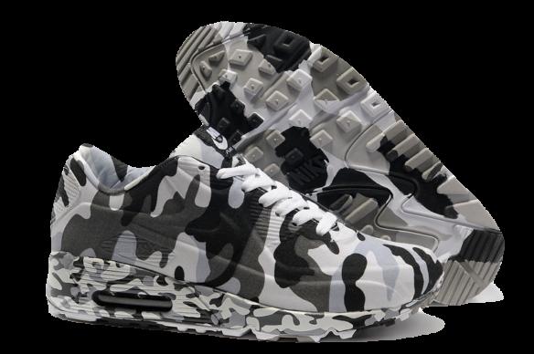Nike Air Max 90 Military Светлый камуфляж