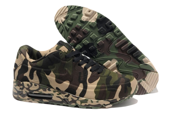 Nike Air Max 90 Military Камуфляж