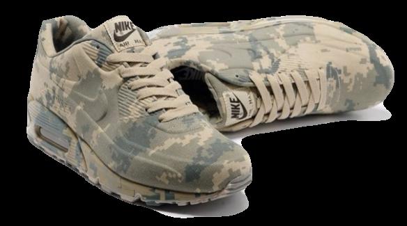 Nike Air Max 90 VT Military Светлый камуфляж
