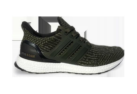 Adidas Ultra Boost Темно-зеленые
