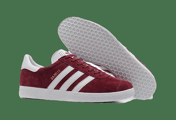 Adidas Gazelle Бордовые