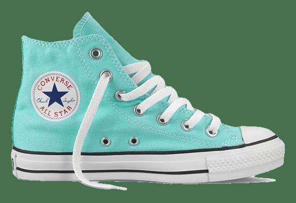 Converse Chuck Taylor All Star High женские