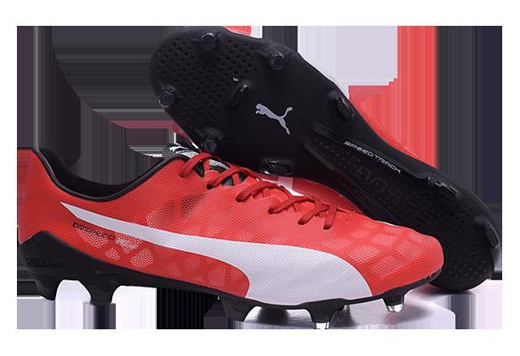Puma Evospeed 1.4 SL FG Soccer Boots Красные