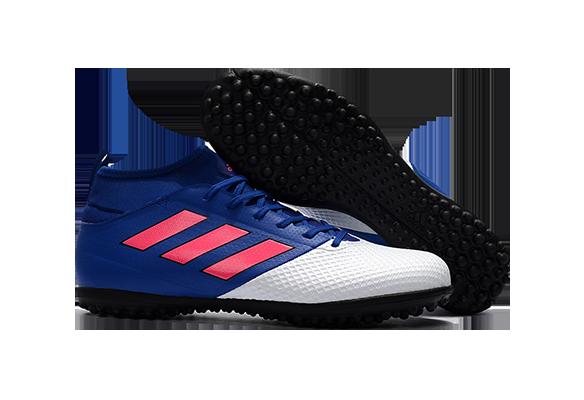 Adidas Ace 17.3 Primemesh TF Синие с Белым