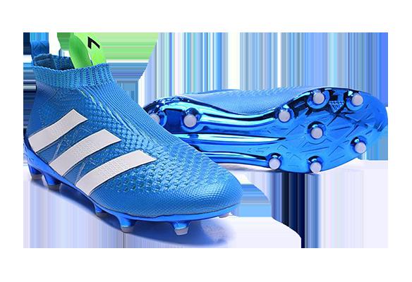 Adidas Ace 16+ Purecontrol Голубые