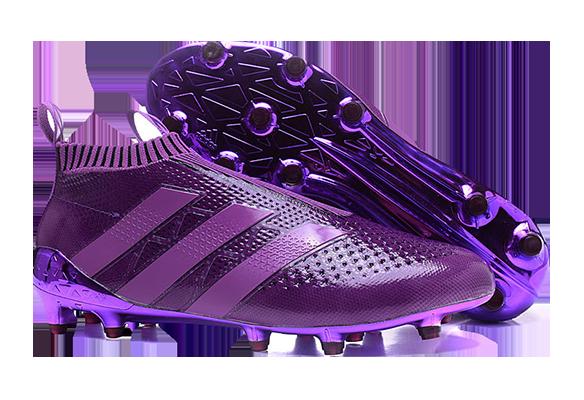 Adidas Ace16+ Purecontrol Фиолетовые