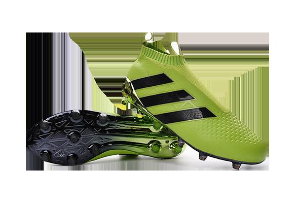 Adidas Ace16+ Purecontrol Салатовые