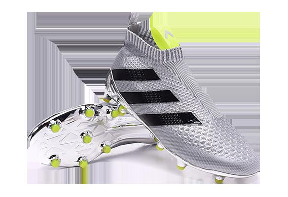 Adidas Ace16+ Purecontrol Серебристые