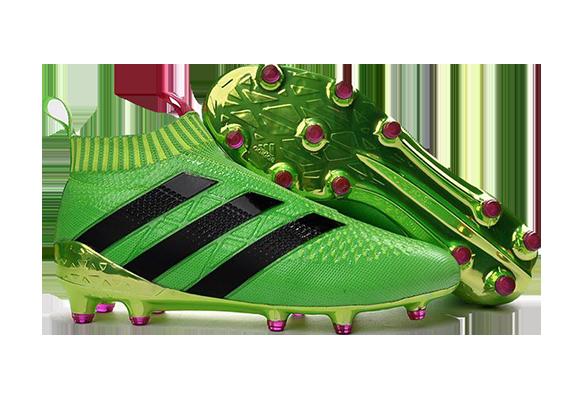 Adidas Ace16+ Purecontrol Зеленые