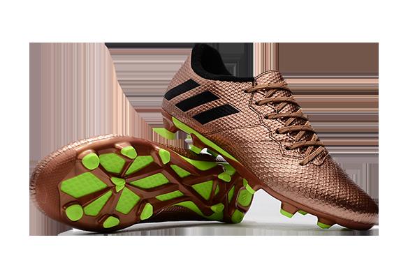Adidas Messi 16.3 FG Золотые