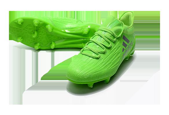 Adidas X 16.1 FG/AG Зеленые