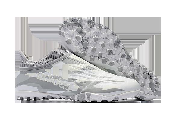 Adidas X Tango 16+ Purechaos TF Серые