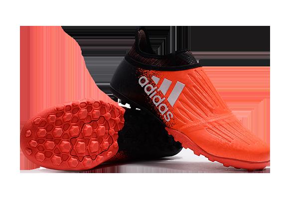 Adidas X Tango 16+ Purechaos TF Оранжевые с Черным