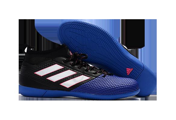 Adidas Ace 17.3 Primemesh Indoor Football Shoes Blue Black White