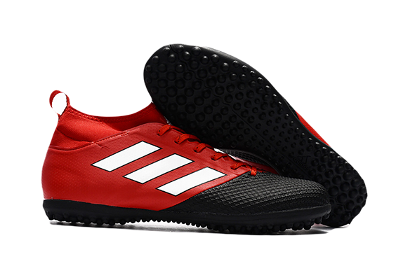 Adidas Turf Soccer Boots 2017 Ace 17.3 Primemesh Red Black White