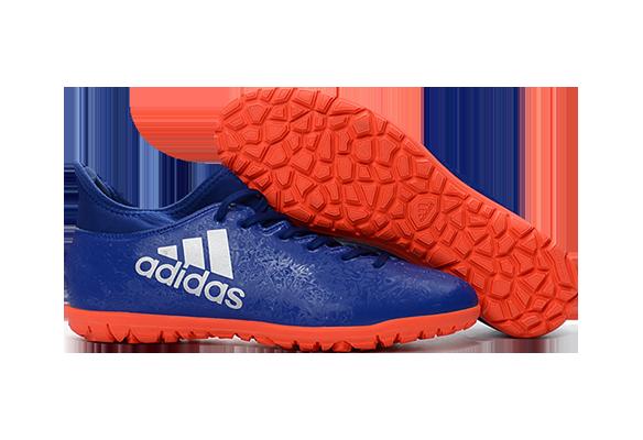 Adidas X 16.3 Turf Blue Orange