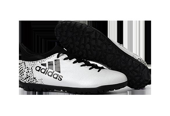 Adidas X 16.3 Turf White Black