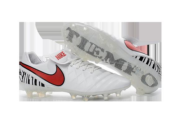 Nike Tiempo Legend VI FG Белые