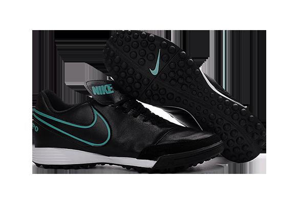 Nike Tiempo Mystic V TF Черные