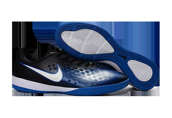 Nike Magista II IC Черные с Синим