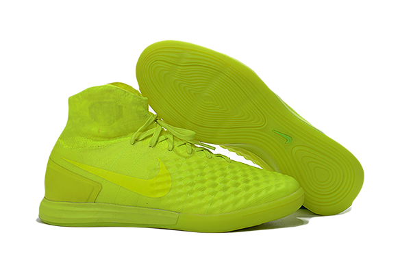 Nike Magista Obra II IC Салатовые