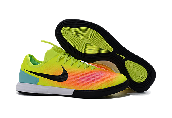 Nike MagistaX Finale II IC салатовые