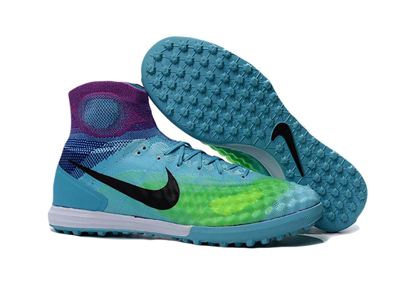 Nike MagistaX Proximo II TF Голубые