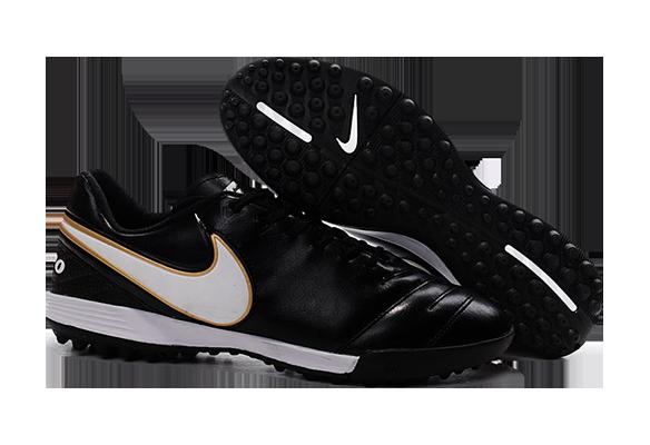 Nike Tiempo Legend TF Черные