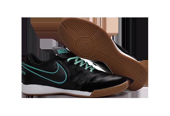 Nike Tiempo Mystic V IC Черные