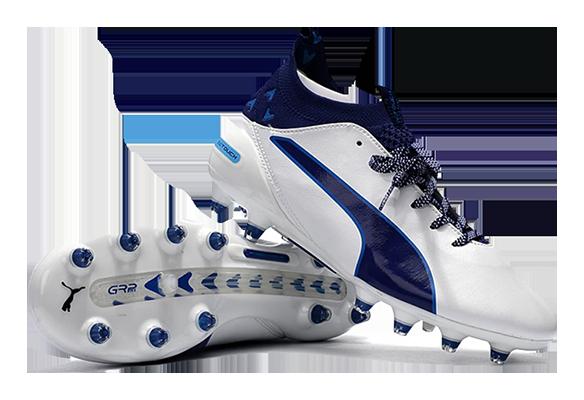 Puma Evotouch Pro Белые с Синим