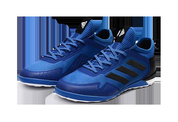 041753cf3e570e Adidas Ace Tango 17+ Purecontrol IC Синие в Ульяновске - купить по ...