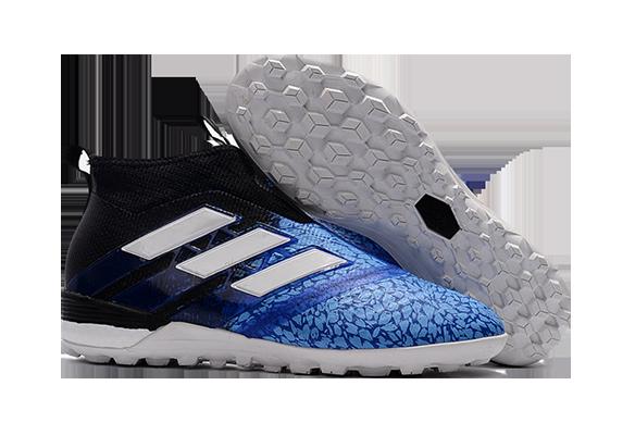 Adidas Ace Tango 17+ Purecontrol TF черные с синим