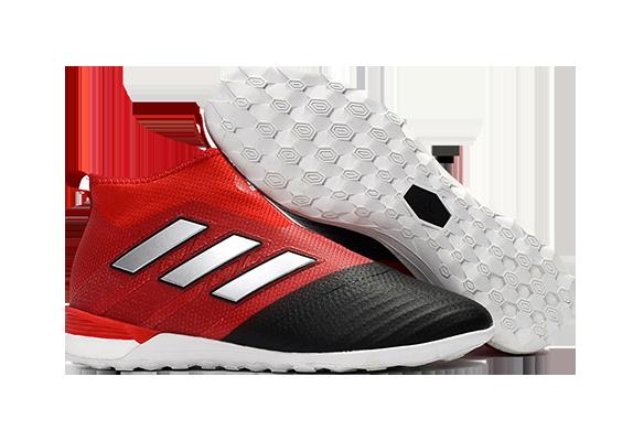 Adidas Ace Tango 17+ Purecontrol TF Красные с Черным