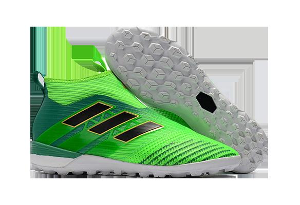 Adidas Ace Tango 17+ Purecontrol TF Зеленые