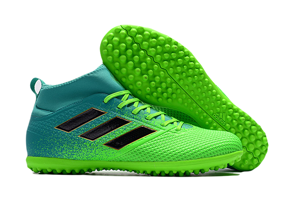 Adidas Ace 17.3 Primemesh TF Зеленые
