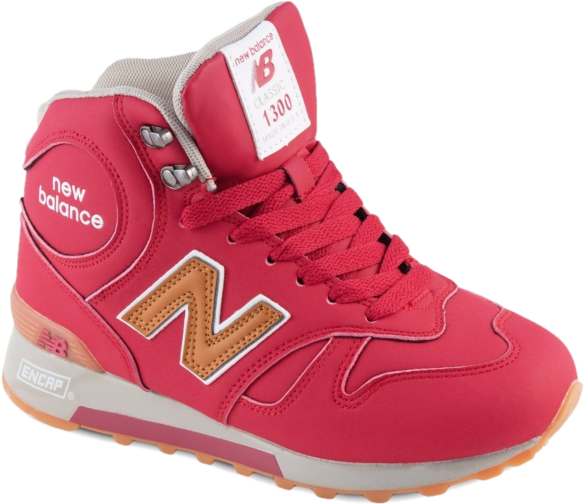 New Balance 1300 С натуральным мехом
