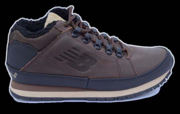 New Balance 754 Темно-коричневые