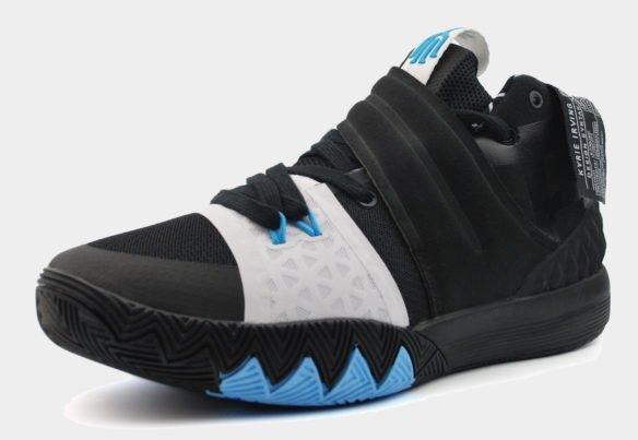 Nike Kyrie 2 Черные с белым