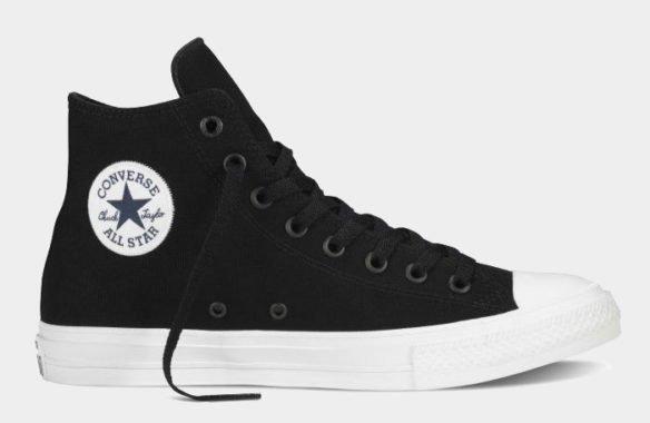 Converse Chuck Taylor All Star II High Черные