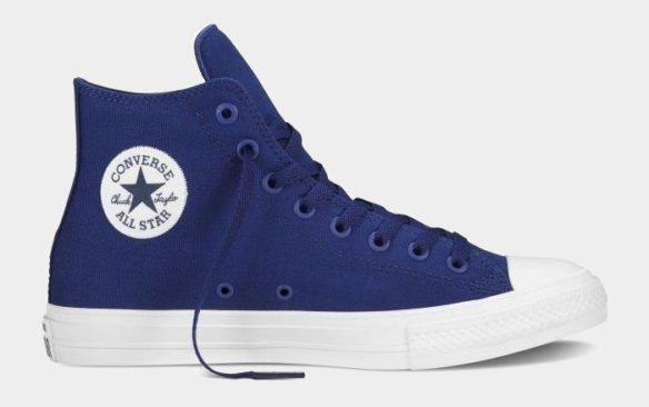 Converse Chuck Taylor All Star II High Синие