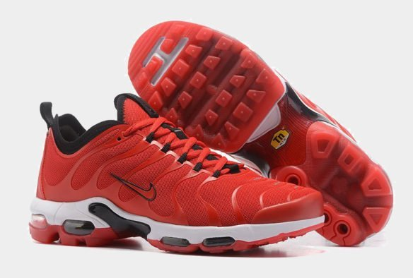 Фото Nike Air Max TN Plus красные - 1