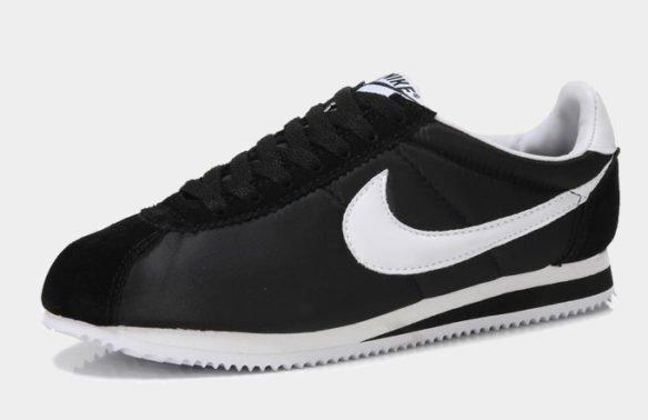 Nike Cortez (White-Black)